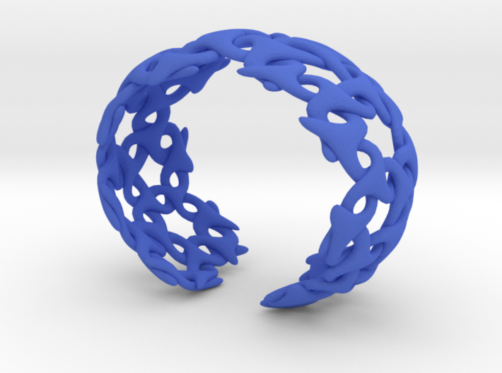 Conectate Bracelet 3d printed