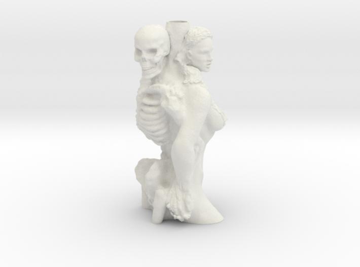 Destiny Key Hollowed-cut 3d printed