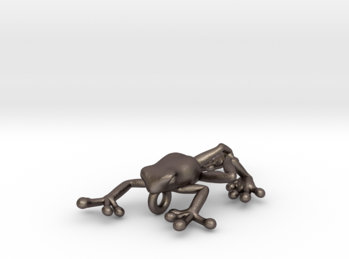 Frog S 3d printed