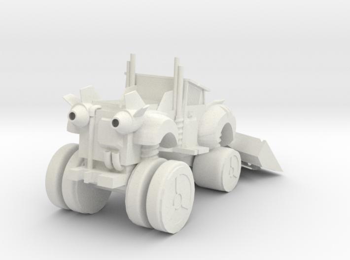 snowtruck 3d printed