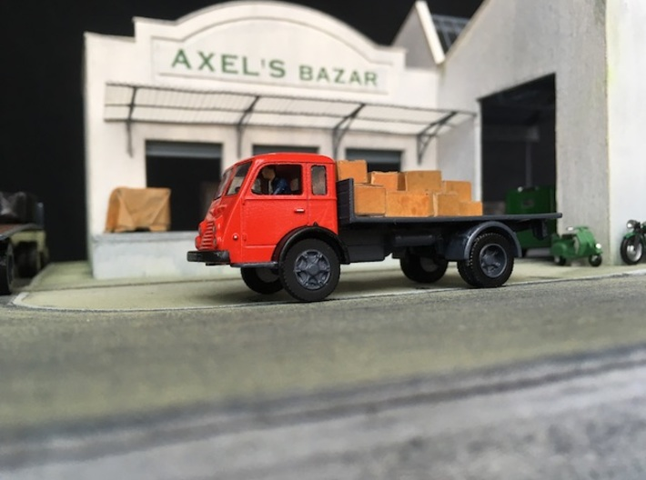 Renault R4140 / Saviem Tancarville - Ho 1:87 3d printed