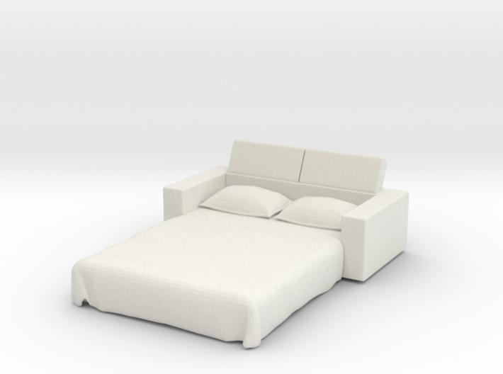 Sofa Bed 1/35 3d printed