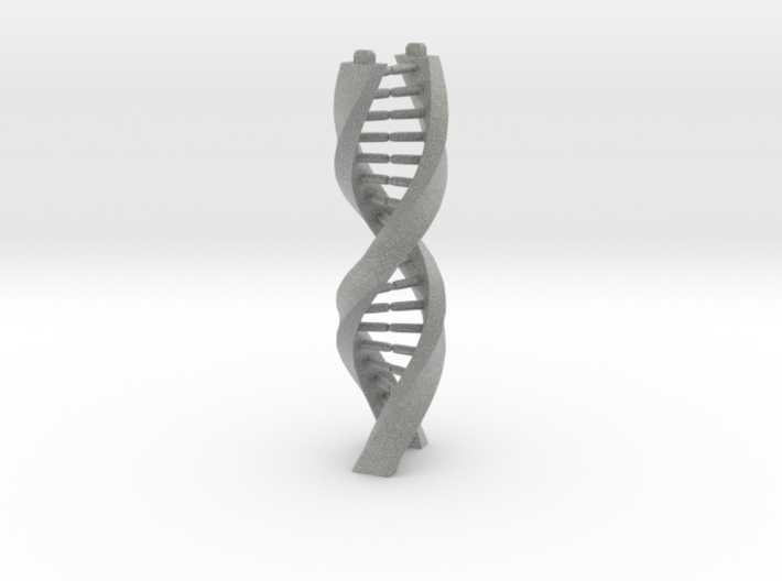 Stackable DNA 3d printed