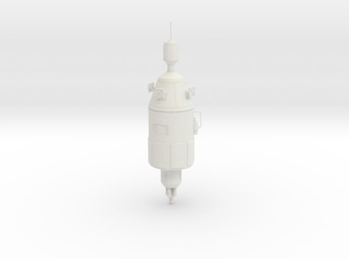 Starbase 9 3d printed