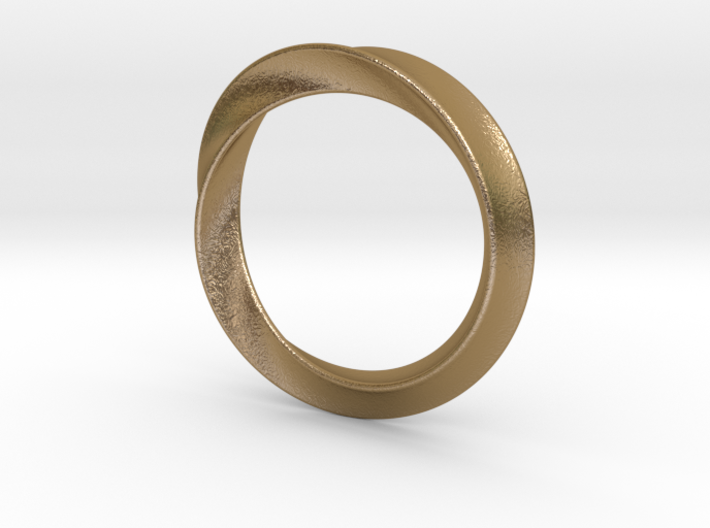 Heavy Bangle 3d printed