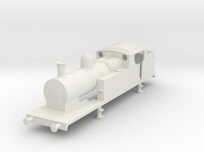 b-100-gcr-c13-loco 3d printed