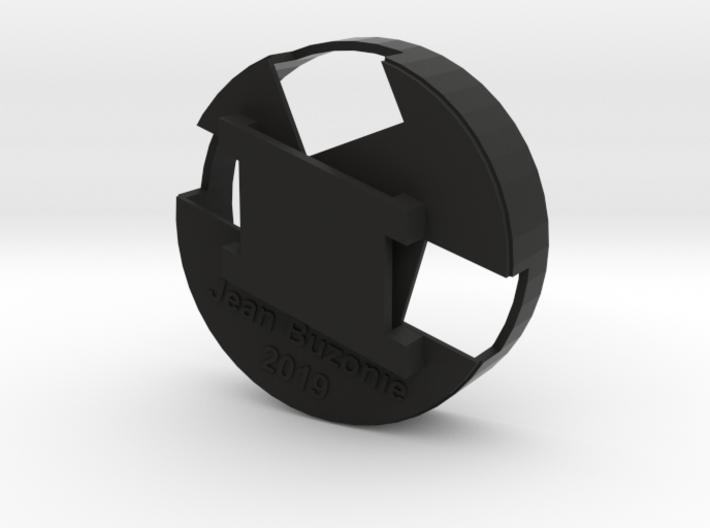 boOpGame Shop - Adafruit NeoGeo GPS SmartWatch Box 3d printed boOpGame Shop - Adafruit GPS SmartWatch Box