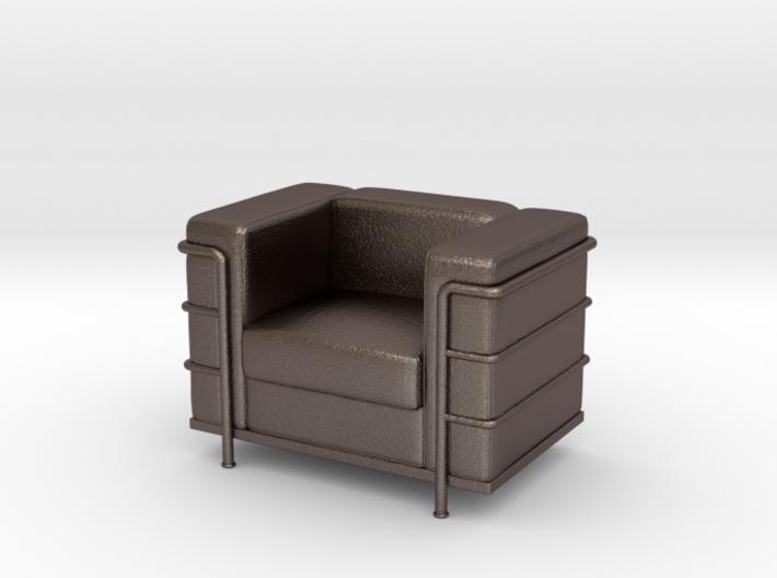 Le-Corbu-Sofa-Mini-03 3d printed
