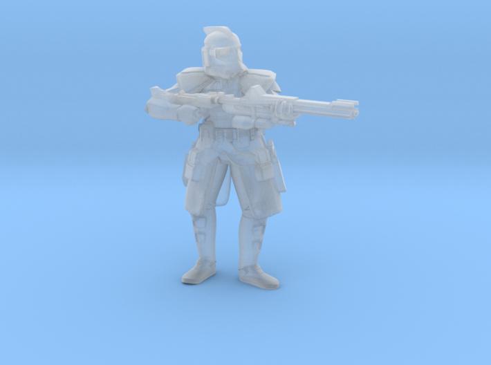 Arc Trooper Echo Legion Scale 3d printed