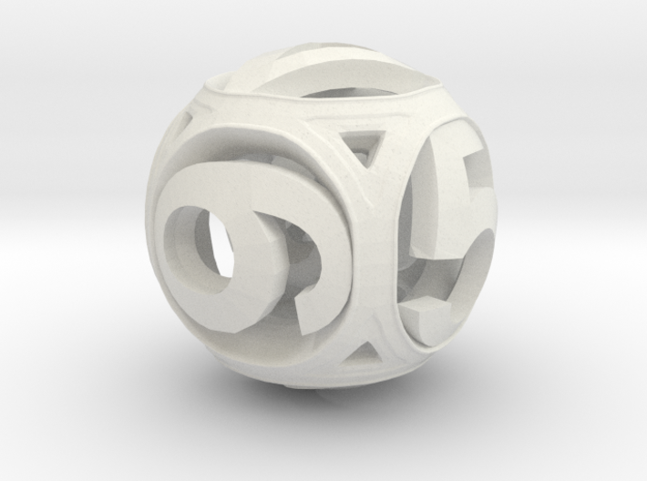 Round Die (Fixed) 3d printed