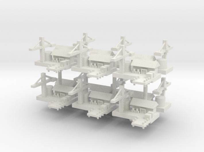 Naval Yard x12 3d printed