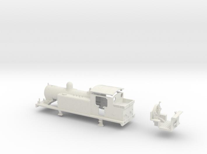 "LBSCR E4 (W/ ""Pipe valves"") 3d printed"