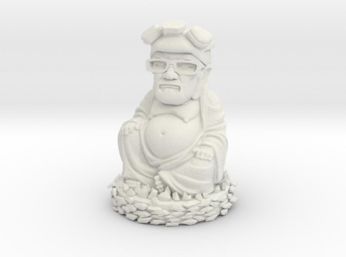 HeisenBuddha aka Heisenberg Buddha plastic 3d printed