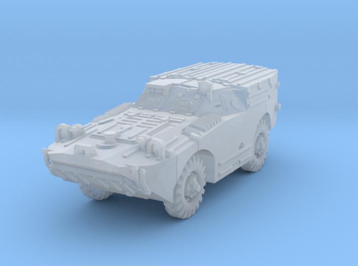 BRDM 1 Snapper (closed) 1/120 3d printed
