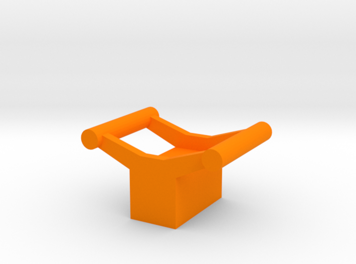 Small Rollercoaster Paperweight (B&M) 3d printed