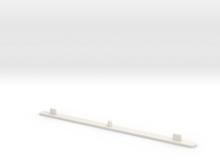Animation Peg Bar 3d printed