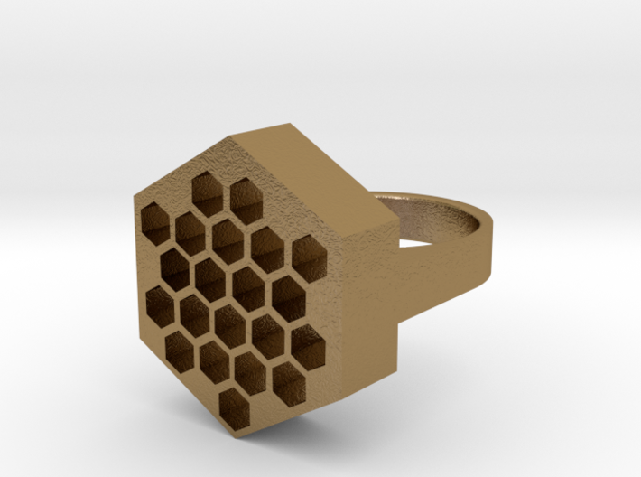 Honey 3d printed