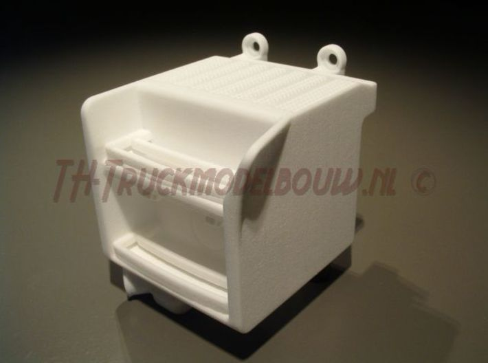 THM 00.4806 Scania batterybox with exhaust rightsi 3d printed