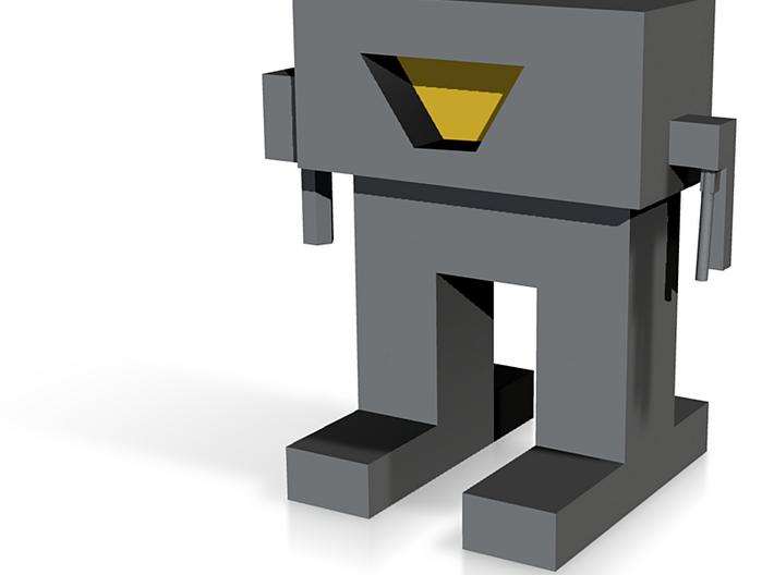 Robot 1 3d printed