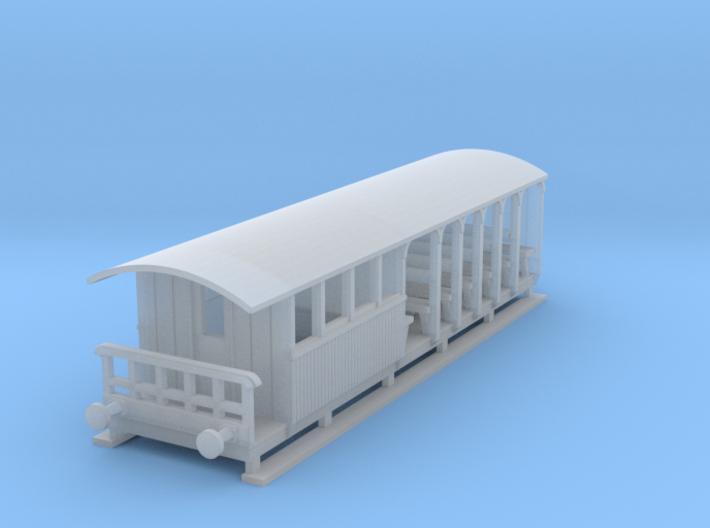 o-148fs-corringham-toastrack-composite-coach 3d printed
