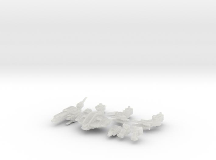C-SAV-0 Savitri Luminos (alt. D) 3d printed