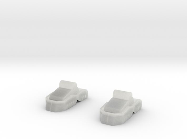TRO3063 - PV-1K/PV-2L feet 3d printed