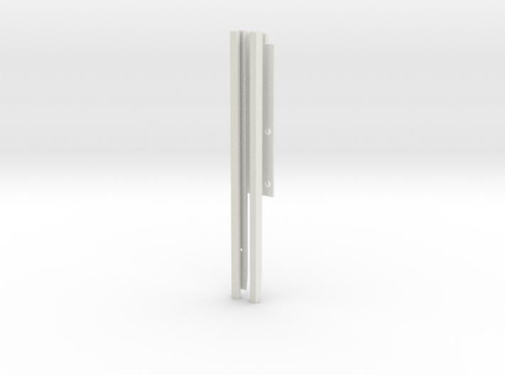 pg492c Beneteau rails, iteration.17 3d printed