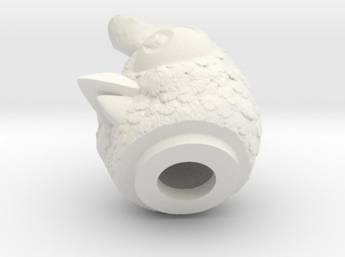 Chicken-head-dyna 3d printed