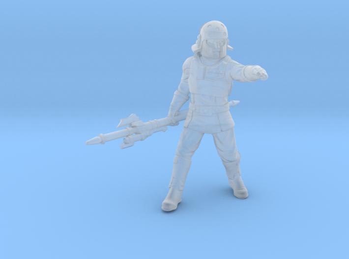 agent kaisar 3d printed