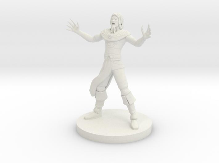 Gideon Lightward 3d printed