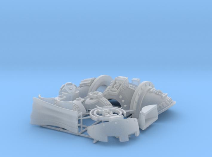 Arch Battleknight: Antonis 3d printed