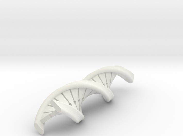 DNA R 2 3d printed