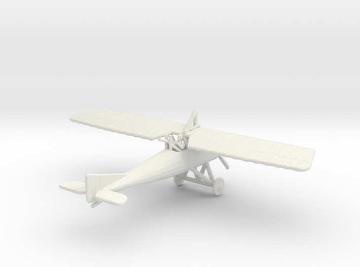 Morane-Saulnier Type P (French MoS.21) 3d printed