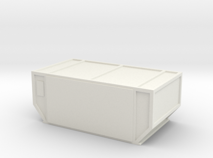 AAF Air Container (closed) 1/64 3d printed