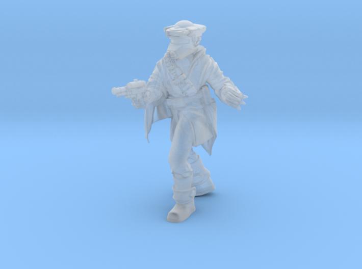 Bounty huntress 1 3d printed