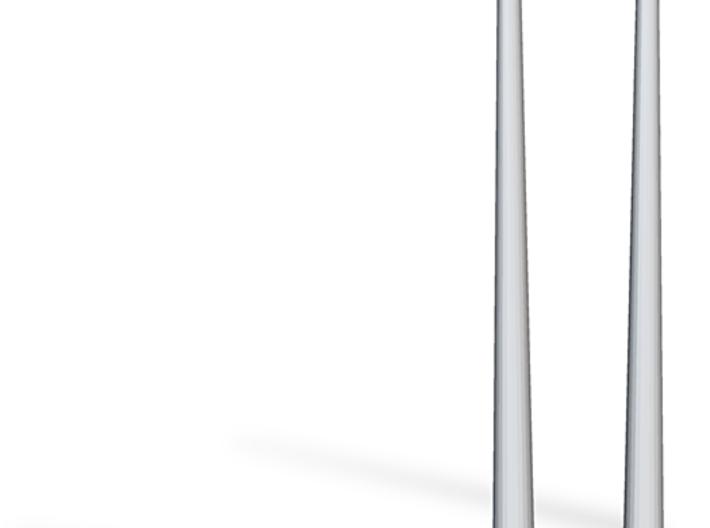 Circle-Hashi 3d printed