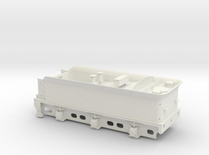 Gauge 3 - 812 Tender 3000g Body 3d printed