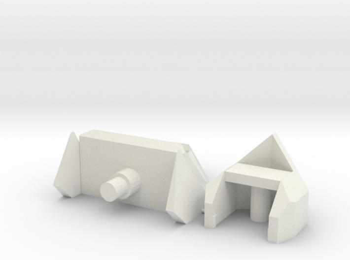 orthia combo x1 3d printed