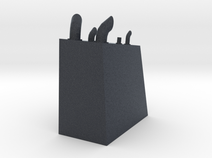 1/96 scale Juniper Stack 3d printed