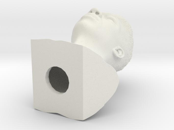 Giannis Antetokounmpo bust 3d printed