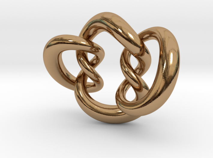 Knot A 3d printed