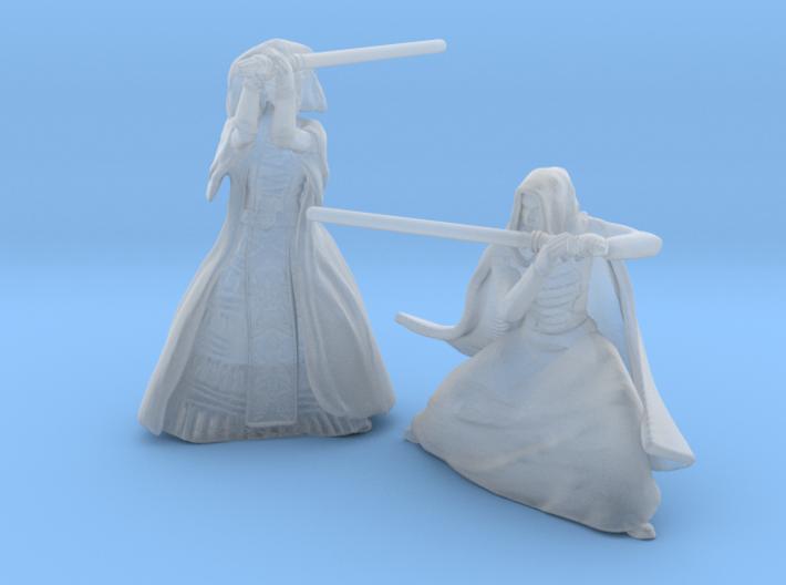 (1/47) Jedi Set I 3d printed