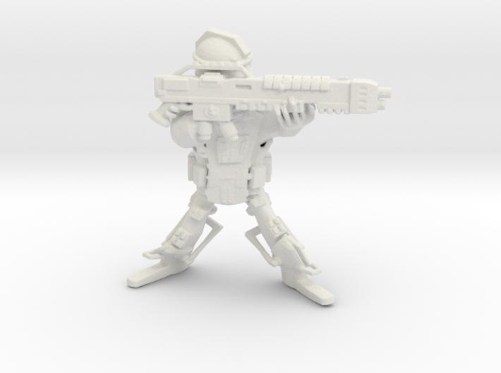 Imperial Guardian PlasmaGun Inspirator 3d printed