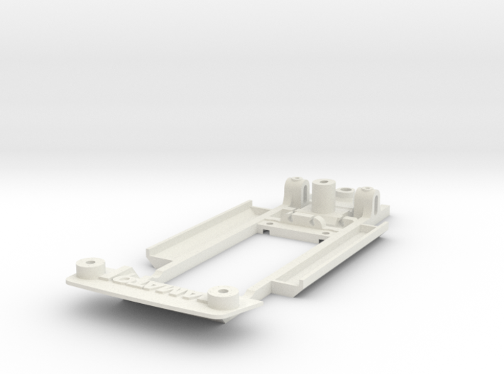 Chassis for Ninco Sierra RS500 3d printed