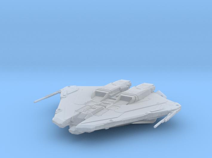Krait MK2: Elite Dangerous 3d printed