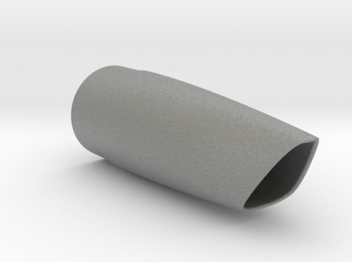 Classic estes-style nose cone PNC-50SV Col. Viper 3d printed