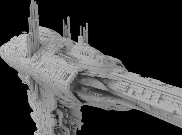 Fragata Nebula Be -NOT WORKING- 3d printed