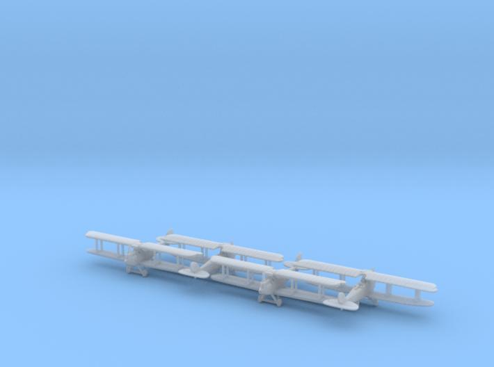 1/350 LVG C.V x4 3d printed