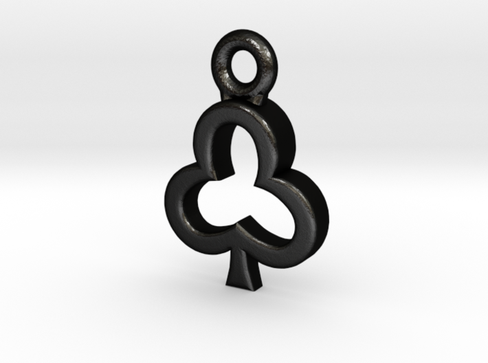 Club Charm / Pendant / Trinket 3d printed