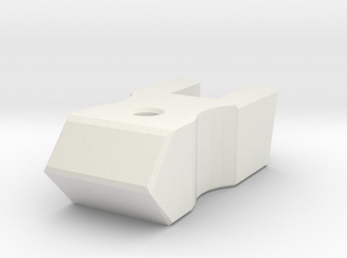 Femmebot Neck Mount 3d printed